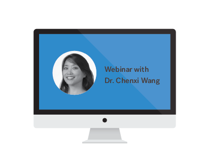 Webinar with Chenxi Wang
