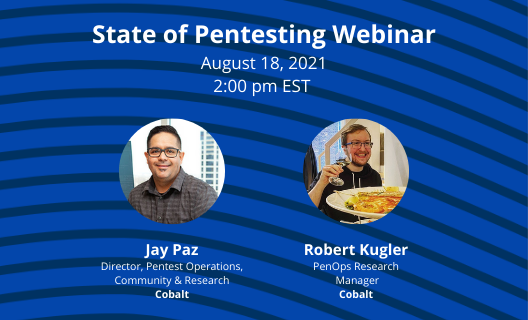 State of Pentesting Webinar 2021